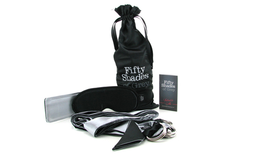 Beginners Bondage Kit - 50 Sombras De Grey